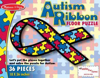 4411 Autism Ribbon