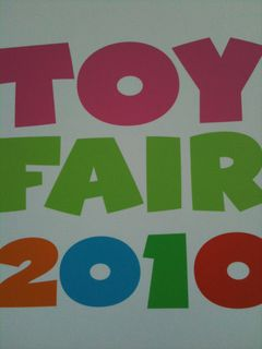 LIVE Blog: Toy Fair Day 1 (Part II)