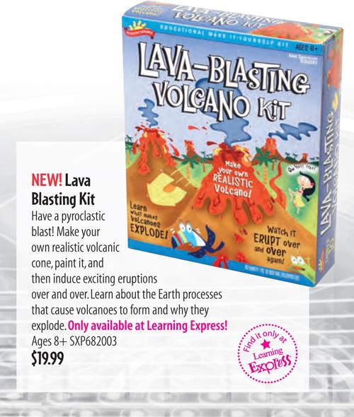 LavaBlasting