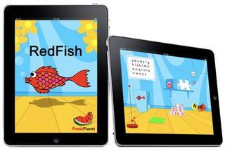 IRed Fish1